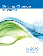 Driving Change in Water. Water Partnership Programme (WPP) Annual Report 2010