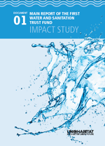 Main Report of the First Water and Sanitation Trust Fund