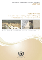 Water for Food. Innovative water management technologies for food security and poverty alleviation