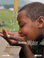 Drinking Water. Equity, safety and sustainability. JMP thematic report