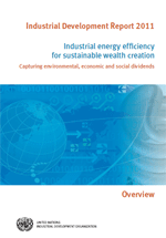 Industrial Development Report 2011. Industrial energy efficiency for sustainable wealth creation. Capturing environmental, economic and social dividends. Overview