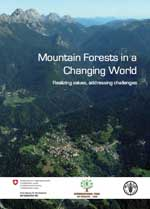 Mountain Forests in a Changing World. Realizing values, addressing challenges.