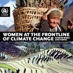 Women at the frontline of climate change. Gender risks and hopes