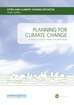 Planning for Climate Change: Guide. A strategic, values-based approach for urban planners