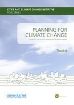 Planning for Climate Change: Toolkit. A strategic, values-based approach for urban planners