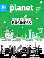 Our Planet: Greening business