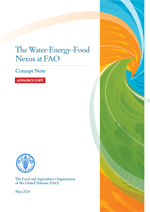 (The) Water-Food-Energy Nexus at FAO