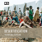 Desertification, the invisible frontline