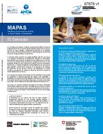 El Salvador - Monitoreo de los Avances del País en Agua Potable y Saneamiento