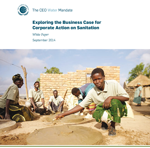 Exploring the Business Case for Corporate Action on Sanitation. White paper