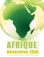 Afrique | Génération. La démographie enfantine en Afrique