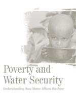 Poverty and Water Security: Understanding How Water Affects the Poor