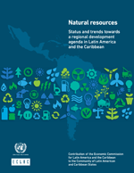 Natural resources. Status and trends towards a regional development agenda in Latin America and the Caribbean