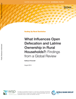 What Influences Open Defecation and Latrine Ownership in Rural Households?: Findings from a Global Review