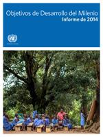 Objetivos de Desarrollo del Milenio Informe de2014