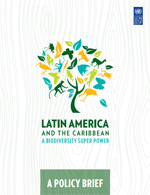 Importance of biodiversity and ecosystems in economic growth and equity in Latin America and the Caribbean: an economic valuation of ecosystems. Latin America and the Caribbean: A Biodiversity Superpower.  A Policy Brief