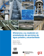 Eficiencia y su medición en prestadores de servicios de agua potable y alcantarillado