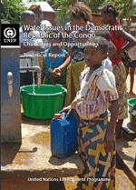 Water Issues in the Democratic Republic of the Congo. Challenges and Opportunities