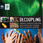Decoupling natural resource use and environmental impacts from economic growth. Summary