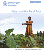 Water and the Rural Poor - Interventions for improving livelihoods in Asia