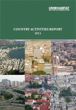 UN-Habitat Country Activities Report 2011