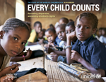 The State of the World's Children 2014 in numbers: Every Child Counts. Revealing disparities, advancing children's rights