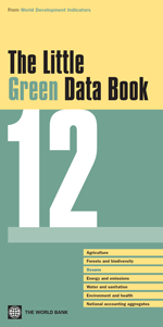 (The) Little Green Data Book 12