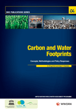 Carbon and Water Footprints: Concepts, Methodologies and Policy Responses