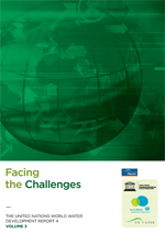 United Nations World Water Development Report 4. Volume 3: Facing the Challenges