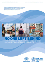 No one left behind. Good practices to ensure equitable access to water and sanitation in the pan-European region