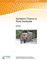 Sanitation Finance in Rural Cambodia