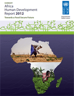 Africa Human Development Report 2012. Towards a Food Secure Future. Summary
