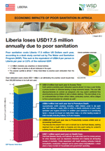 Economic Impacts of Poor Sanitation in Africa: Liberia