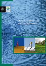 Measuring Water Use in a Green Economy