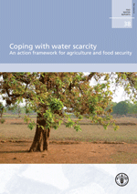 Coping with water scarcity. An action framework for agriculture and food security