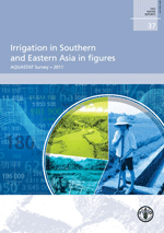 Irrigation in Southern and Eastern Asia in figures. AQUASTAT Survey - 2011