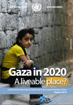 Gaza in 2020. A liveable place?