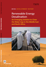Renewable Energy Desalination. An Emerging Solution to Close the Water Gap in the Middle East and North Africa