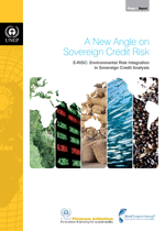 A New Angle on Sovereign Credit Risk. E-RISC: Environmental Risk Integration in Sovereign Credit Analysis
