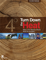 Turn Down the Heat. Why a 4�C Warmer World Must be Avoided. Executive summary