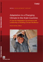 Adaptation to a Changing Climate in the Arab Countries. A Case for Adaptation Governance and Leadership in Building Climate Resilience