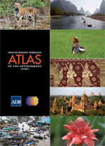 Greater Mekong Subregion Atlas of the Environment. 2nd edition