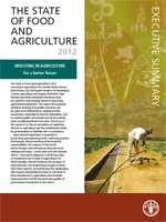 The State of Food and Agriculture 2012. Executive summary