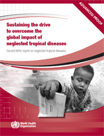 Sustaining the drive to overcome the global impact of neglected tropical diseases. 2nd WHO report on neglected tropical diseases
