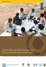 Conjunctive use and management of groundwater and surface water