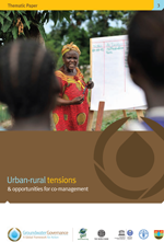 Urban-rural tensions and opportunities for co-management
