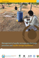 Management of aquifer recharge and discharge processes and aquifer storage equilibrium