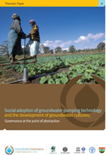 Social adoption of groundwater pumping technology and the development of groundwater cultures. Governance at the point of abstraction