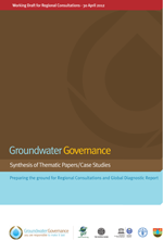 Groundwater Governance. Synthesis of Thematic Papers/Case Studies. Preparing the ground for Regional Consultations and Global Diagnostic Report