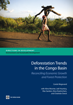 Deforestation Trends in the Congo Basin: Reconciling Economic Growth and Forest Protection